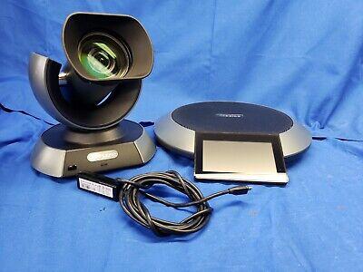 Lifesize 10x Video Conference Camera Lfz-019 And Phone 2nd Gen Lfz-021 4238