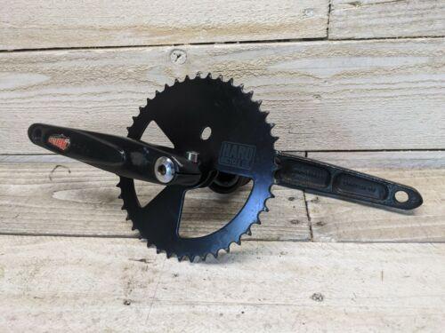 2000 Haro Bike Black 3 Piece Cranks Haro Forged Sprocket 44T Mid School BMX