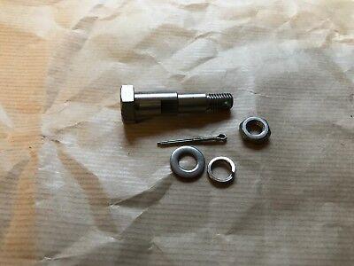 09111-10010 SUZUKI GT750 GT550 GT380 RE5 STAINLESS STEEL TORQUE ARM BOLT SET