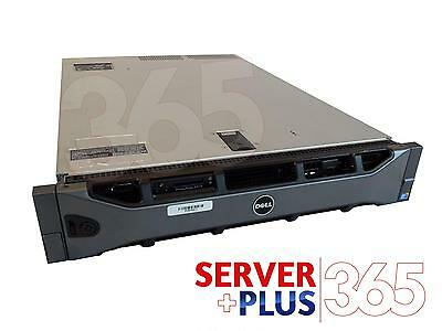"Dell PowerEdge R710 8-Core 2.5"" Server 128GB RAM PERC6i DVD iDRAC6 & 4 Trays"