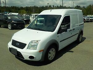 2010 Ford Transit Connect Cargo Van XLT with Side and Rear Door