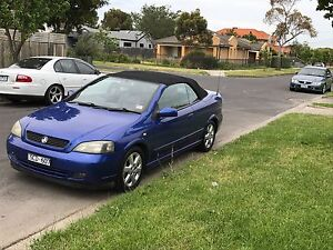 2003 Holden Astra Convertible Maribyrnong Maribyrnong Area Preview