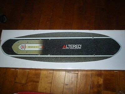 EXKATE ALTERED PRO-LINE 600 V3 ELECTRIC SKATEBOARD DECK ONLY