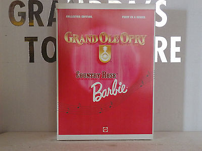 MATTEL COUNTRY ROSE BARBIE 1st IN SERIES