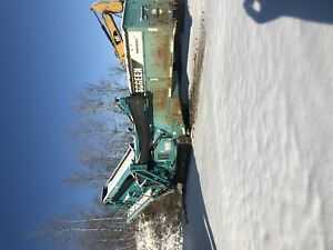 Tamiseur Powerscreen Chieftain 1700 2010