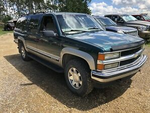 1998 Chevy Suburban 4x4