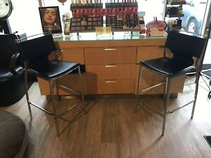 Bar stools and chairs
