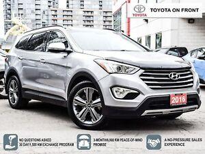 2016 Hyundai Santa Fe XL Limited Adventure One owner