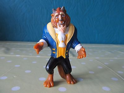 Disney Beauty and The Beast 7cm  Figure/ Cake Topper