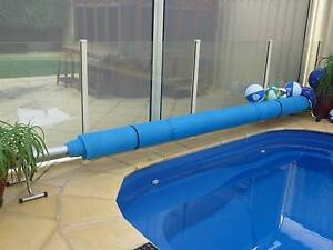 SOLAR POOL BLANKET WITH ROLLER - SUITS SUDBURY INGROUND POOL Werribee Wyndham Area Preview