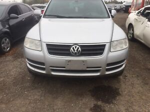 2006 Volkswagen Touareg For parts