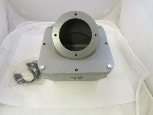 KILLARK AJXBE-6 200 AMP BACK BOX WORKS WITH APPLETON & CROUSE HINDS AJ68 AJA620