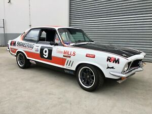 Holden LJ Torana Improved Production Race Car. Austins Ferry Glenorchy Area Preview