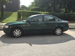 Volkswagen Passat: Runs Perfectly, very clean,only $2,500!