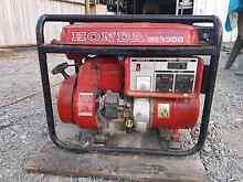 Honda eb1900 generator Laidley Lockyer Valley Preview