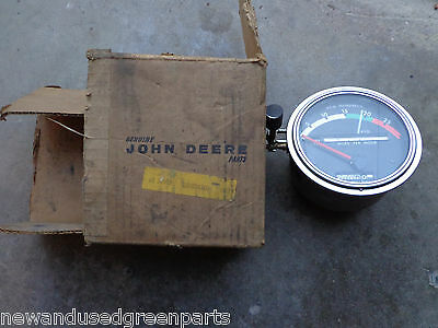 John Deere 4020 Nos Ar39902 Powershift Tach Tachometer Very Rare