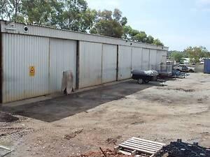 CARAVAN STORAGE INDOOR / OUTDOOR SECURE Hackham Morphett Vale Area Preview