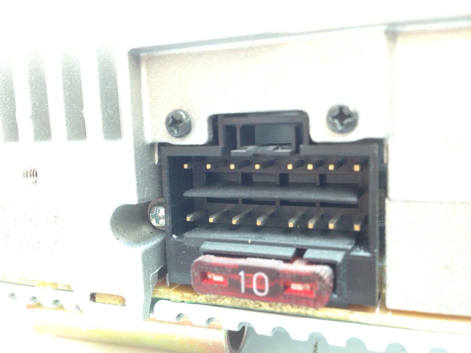 sony car radio stereo 16 pin wiring harness loom iso
