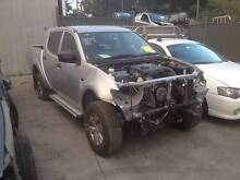 Mitsubishi Triton 2013  2.5L Diesel  5spd Manual. Now Dismantling Wollongong Wollongong Area Preview