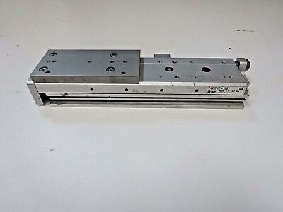 Smc Mxs12-100 Air Pneumatic Slide Cylinder