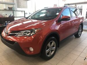 2015 Toyota RAV4 XLE 4X4 (AWD) BLUTOOTH GPS TOIT OUVRANT