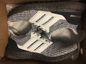 8.5 Ultra boost 4.0 cookies and cream