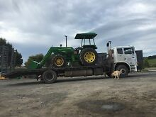 Tractor a machinery transport Korumburra South Gippsland Preview