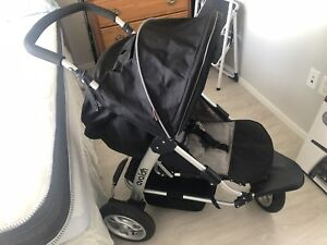 Stroller Grandparents used twice almost new