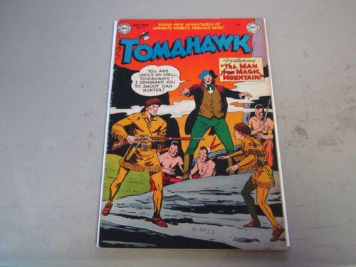 Tomahawk #12 Comic Book 1952
