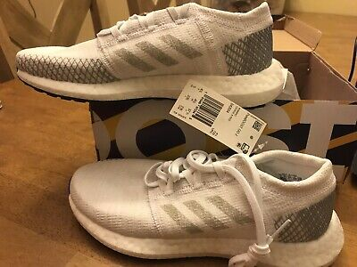 Adidas PureBOOST Go J US 5 Running Shoes Kids/Youth Size 5 - BRAND NEW