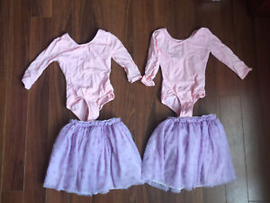 Ballet suits and tutus