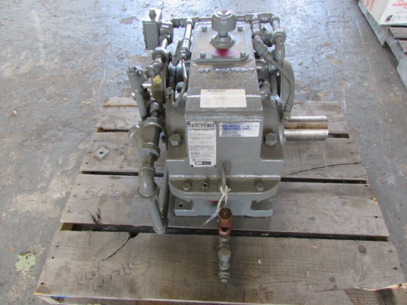 FOOTE JONES MAXI POWER ENCLOSED HELICAL GEAR DRIVE 0701-HLMS REBUILT