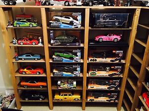 Buying diecast model car collection