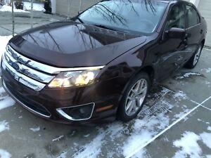 2012. Ford Fusion AWD 95000 km