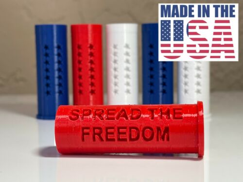 12 GA Gauge Dummy Rounds Snap Caps Shell 2 3/4 Shotgun Training Dry Fire Ammo