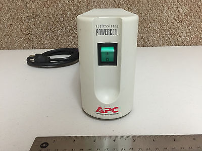 American Power Conversion Lr63938 Input 120V 50 60Hz Output 250W 3 3A