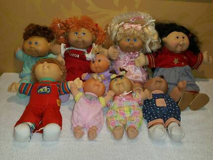 Baby Born Doll & Bath And Cabbage Patch Doll & Stroller | Toys ...