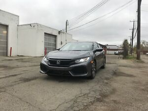 2017 Honda Civic LX Hatchback Auto