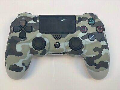 DualShock 4 Wireless Controller for SONY PlayStation 4 - Gray Camouflage Camouflage Wireless Controller