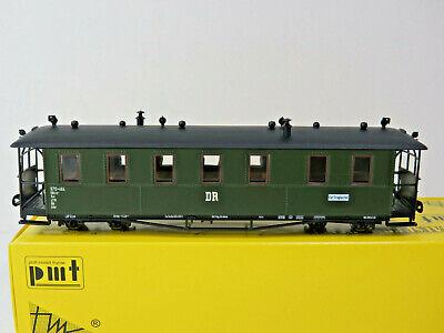 Gedeckter Güterwagen der K.S.,Epoche I,HOe,1:87,PMT Technomodell,5-4404,NEUWARE