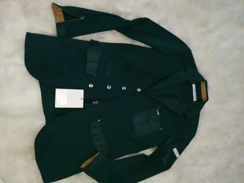 Animo show jacket,  made in Italy,  Italy size 46, (US size 36).