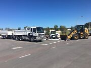 Bobcat and truck loader hire Burns Beach Joondalup Area Preview