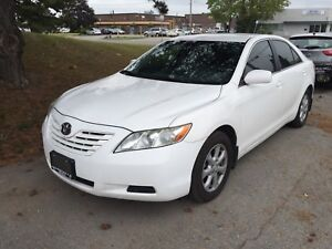 2007 Toyota Camry LE No accident.