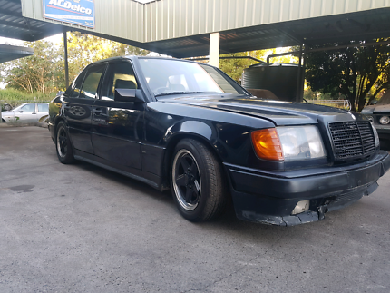Mercedes 300 e amg kitted