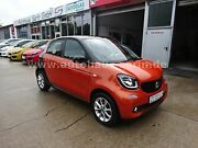 Smart Smart forfour passion,Tempo.,FSE,Mp3,Eu6,Pano-GD