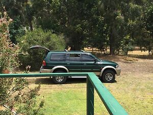 Mitsubishi Challenger PA2 Stock Rims & Tyres Nedlands Nedlands Area Preview