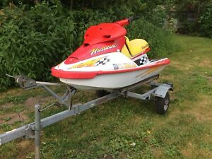 1996 Polaris hurricane 700