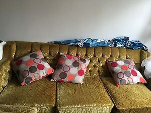 Sofa set and ikea bed base for free Essendon Moonee Valley Preview