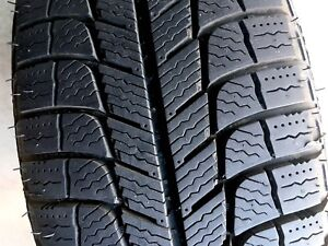 Michelin X-ICE winter tyres with rims