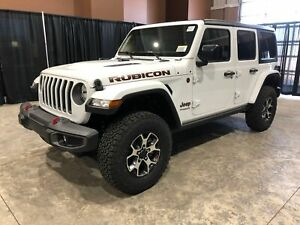 2019 Jeep Wrangler JL Unlimited Rubicon